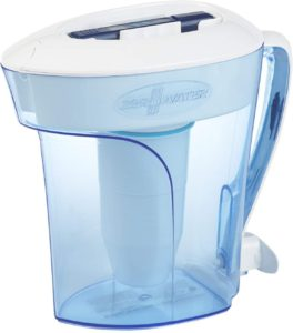 Picture of a Zero Water Pitcher Filter with link to the product.